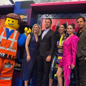 The LEGO Movie 2 Premiere Cast 1 300x300