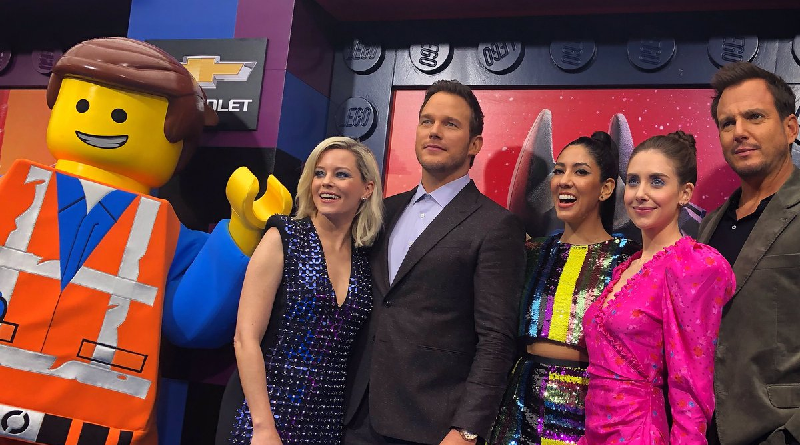 The LEGO Movie 2 Premiere Featured