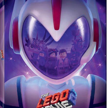 The LEGO Movie 2 Steelbook 441x445