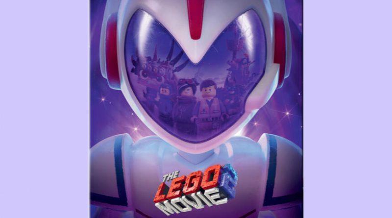 The LEGO Movie 2 steelbook feaured 800 445