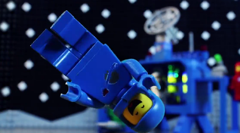 The LEGO Movie Benny Featured 800 445