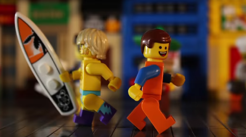 The LEGO Movie Stop Motion Emmet Featured 800 445
