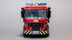 Fire Truck Face On 300x169