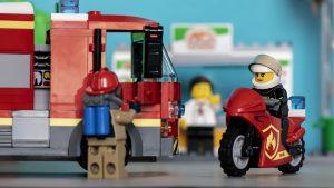 Firefighter On Bike 300x169