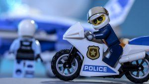 Officer On Motorbike 300x169