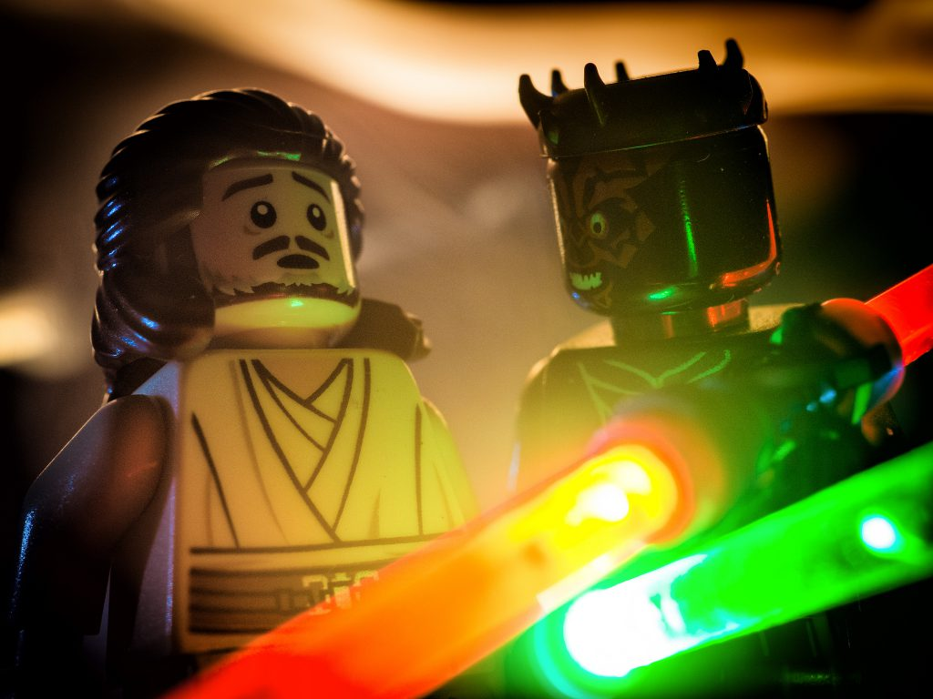 Brick Pic Duel Of The Fates 1024x768