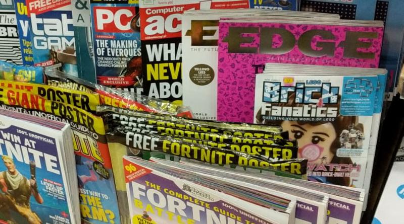 Brick Fanatics Magazine Issue 3 leaving stores
