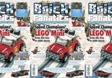 Brick Fanatics Magazine Issue 4 available now