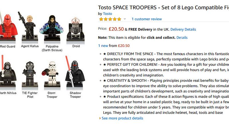 Fake LEGO Amazon Featured 800 445