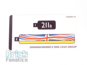 LEGO 853914 London Bus Magnet 3 300x225