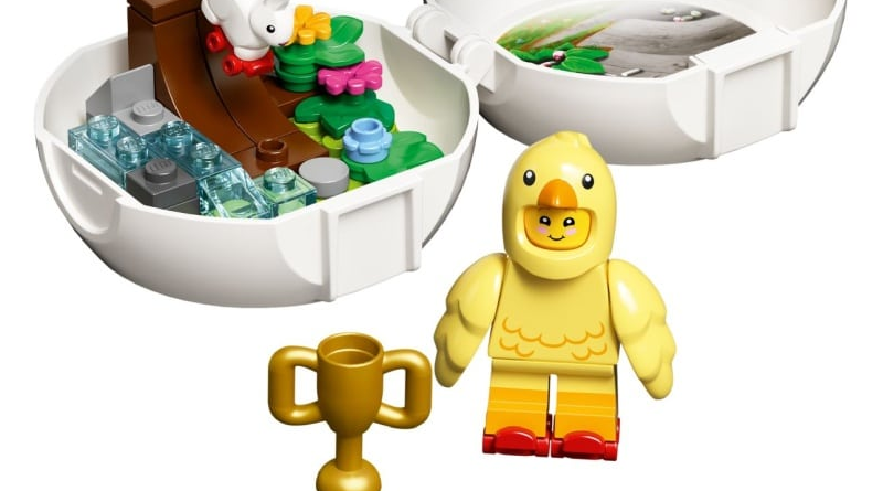 LEGO 853958 Easter Pod Featured 800 445