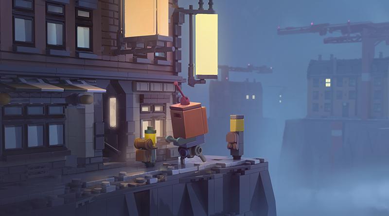 LEGO Arthouse Featured 800 445