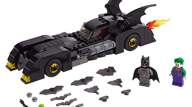LEGO Batman 76119 Batmobile Pursuit Of The Joker 800x445