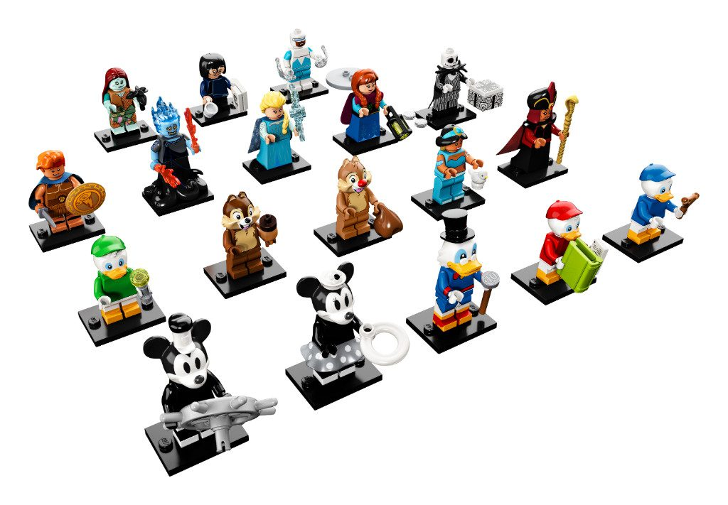 LEGO Collectible Minifigures 71024 Disney Series 2 1 1024x711