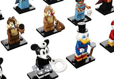 LEGO Collectible Minifigures 71024 Disney Series 2 officially announced