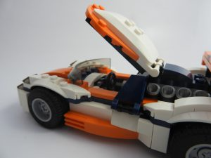 LEGO Creator 31089 Sunset Track Racer 3