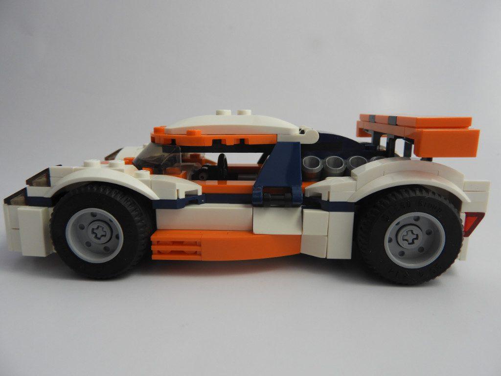 LEGO Creator 31089 Sunset Track Racer 5