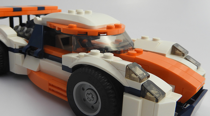 LEGO Creator 31089 Sunset Track Racer Featured 800 445