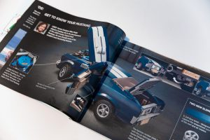 LEGO Creator Expert 10256 Ford Mustang 17 300x200