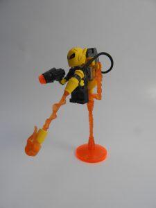 LEGO DC Super Heroes 76117 Batman Mech vs Poison Ivy mech 1