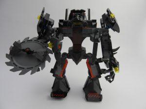 LEGO DC Super Heroes 76117 Batman Mech vs Poison Ivy mech 4