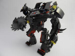 LEGO DC Super Heroes 76117 Batman Mech vs Poison Ivy mech 5