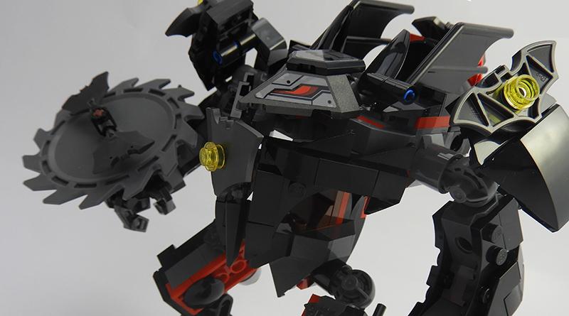 LEGO DC Super Heroes 76117 Batman Mech Vs Poison Ivy Mech Featured 800 445