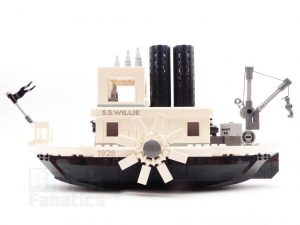 LEGO Ideas 21317 Steamboat Willie 22 300x225