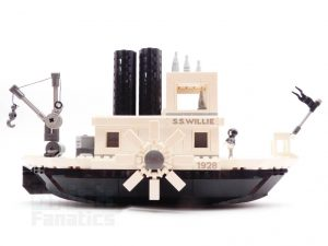 LEGO Ideas 21317 Steamboat Willie 23 300x225