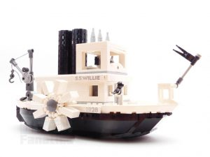 LEGO Ideas 21317 Steamboat Willie 24 300x225
