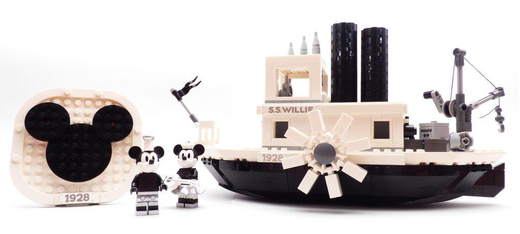 LEGO Ideas 21317 Steamboat Willie Main 1024x462