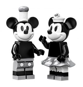 LEGO Ideas 21317 Steamboat Willie Official 4 285x300
