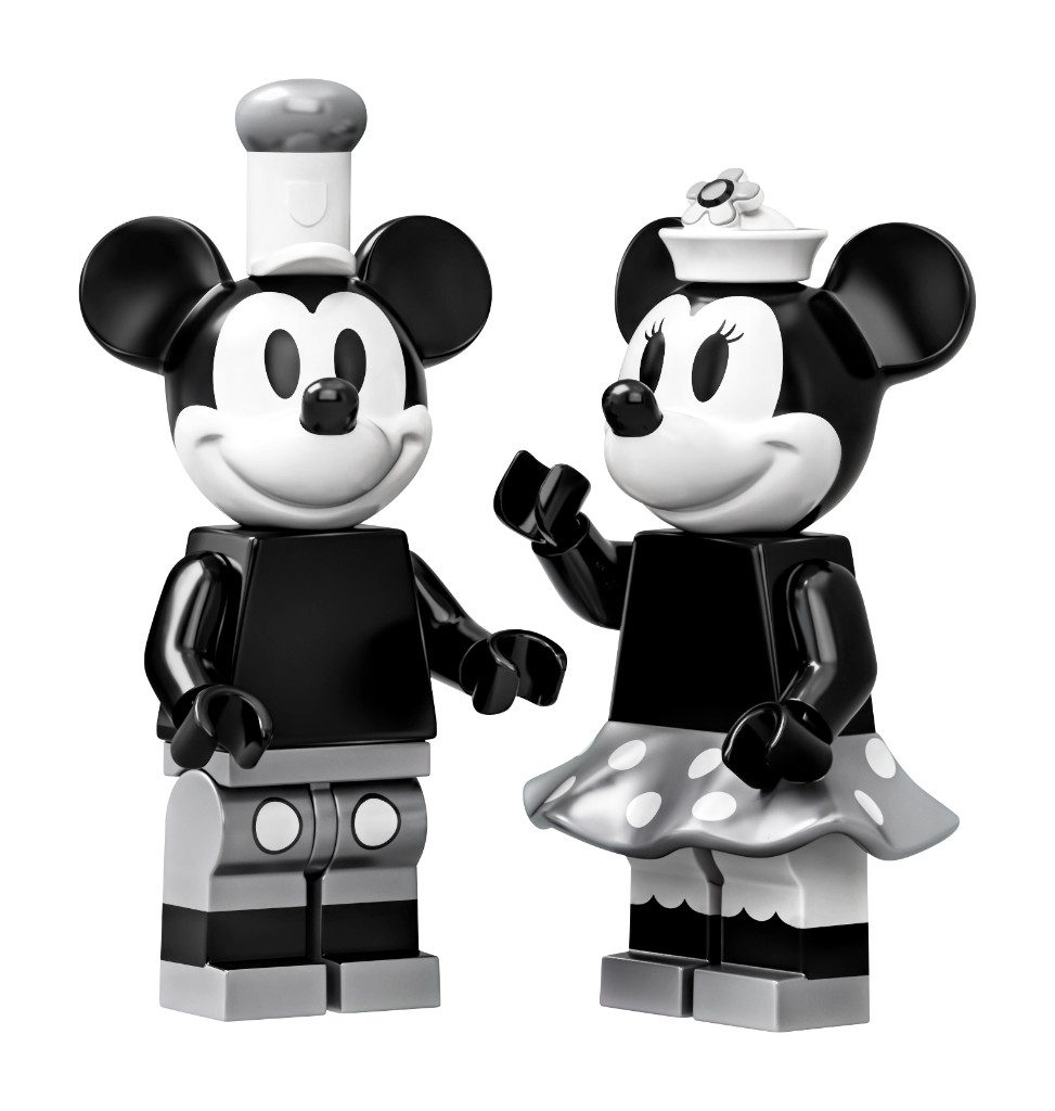 LEGO Ideas 21317 Steamboat Willie official 4