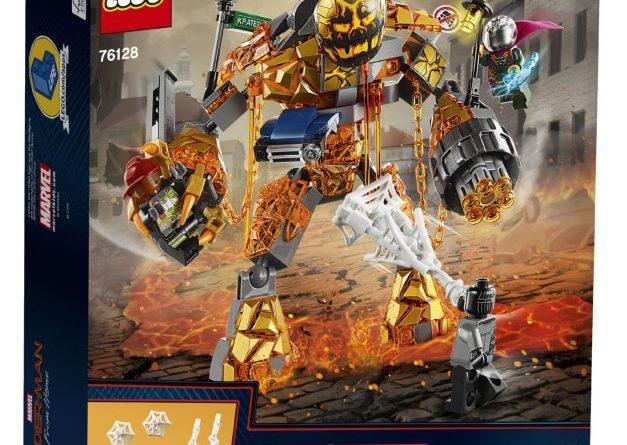 LEGO MArvel Spider Man 76128 Molten Man Battle 3 627x445