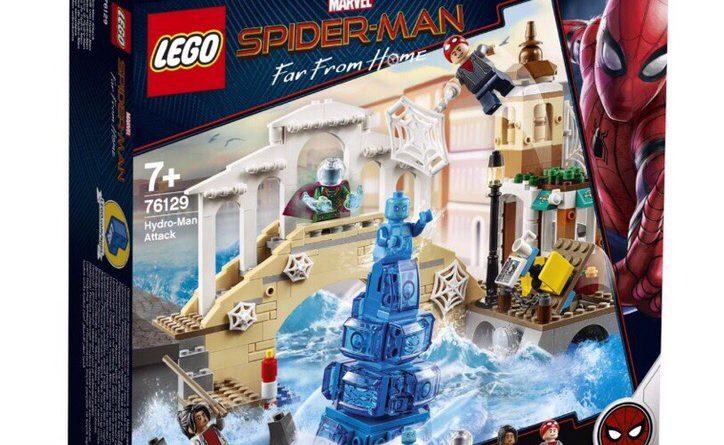 LEGO MArvel Spider Man 76129 Hydro Man Attack 1 724x445