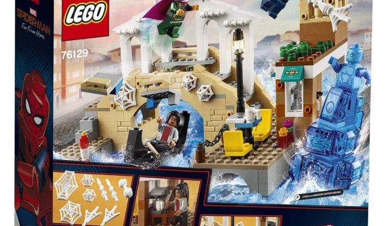 LEGO MArvel Spider Man 76129 Hydro Man Attack 3 765x445