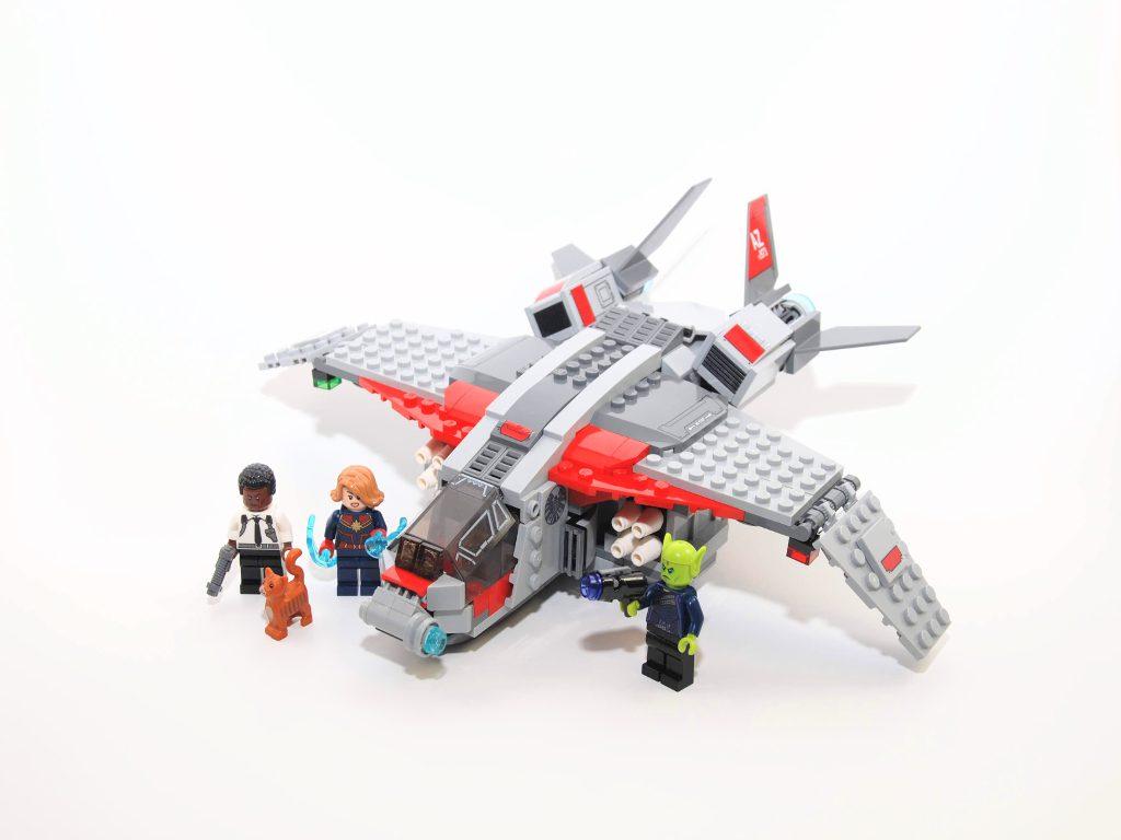 LEGO Marvel 76127 Captain Marvel Skrull Attack 1