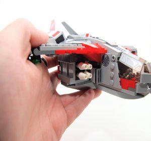 LEGO Marvel 76127 Captain Marvel Skrull Attack 2