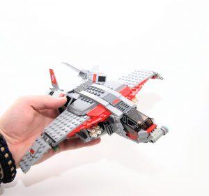 LEGO Marvel 76127 Captain Marvel Skrull Attack 3