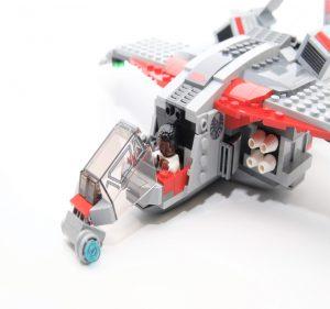 LEGO Marvel 76127 Captain Marvel Skrull Attack 4