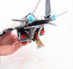 LEGO Marvel 76127 Captain Marvel Skrull Attack 5
