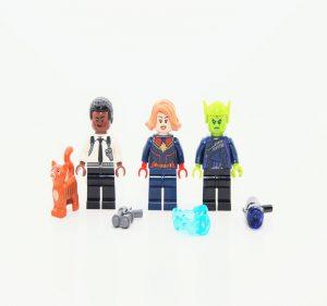LEGO Marvel 76127 Captain Marvel Skrull Attack 8