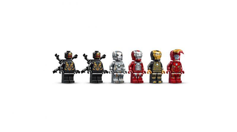 LEGO Marvel Avengers Endgame sets 11