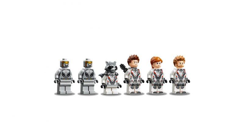 LEGO Marvel Avengers Endgame sets 15