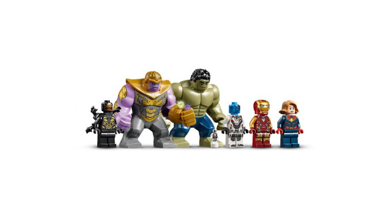 LEGO Marvel Avengers Endgame Sets 19 800x445