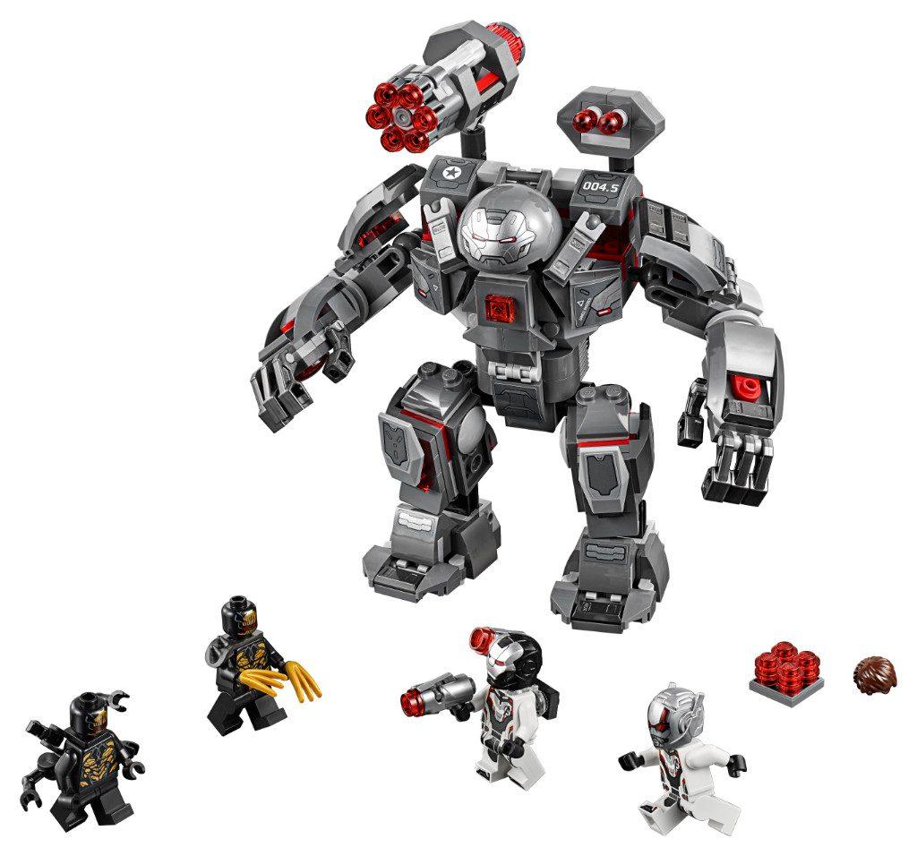 LEGO Marvel Avengers Endgame Sets 7 1024x956