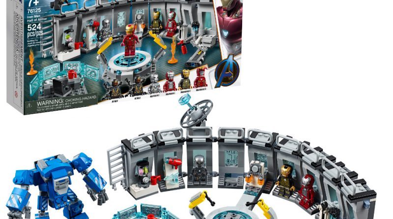 LEGO Marvel Avengers Endgame Sets 9 800x445