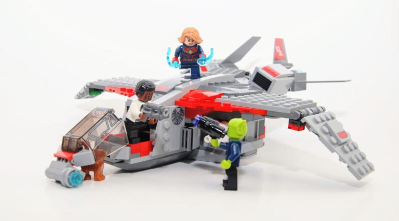 LEGO Marvel Captain Marvel Featured 800 445