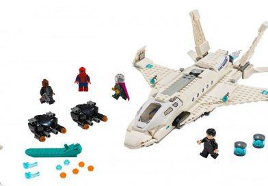 LEGO Marvel Super Heroes Spider-Man: Far From Home sets revealed