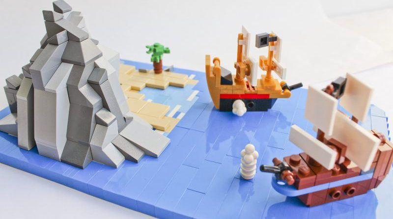 LEGO Microscale Pirates E1551706023255